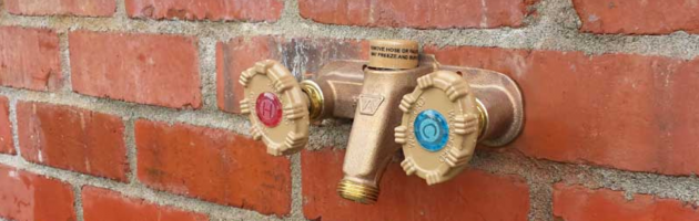 Outdoor Faucets Installed By Olympia Plumber Top Notch Plumbing